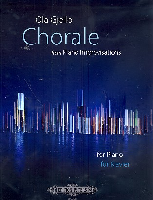 Gjeilo, Ola - Chorale from Piano Improvisations :
