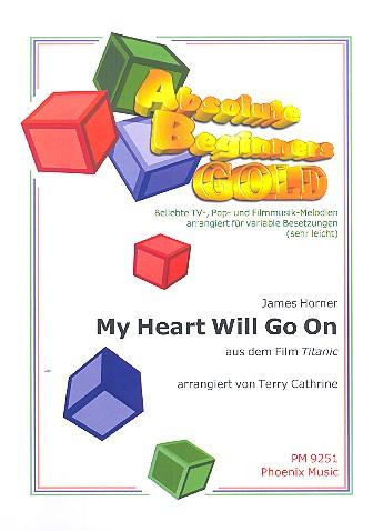 Horner, James - My Heart will go on : für