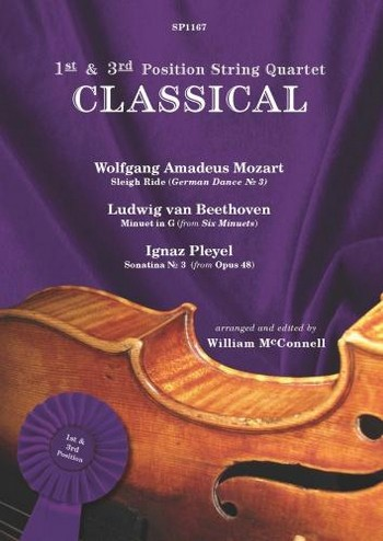 1st and 3rd Position String Quartet - Classical: for string quartet