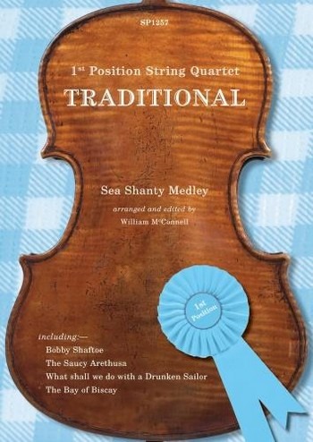 1st Position String Quartet -Traditional: for string quartet