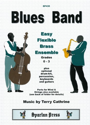 Blues Band: for flexible ensemble