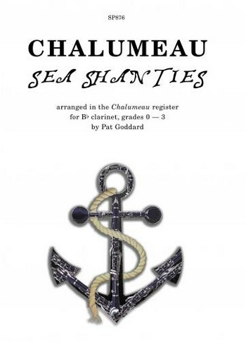 Chalumeau - Sea Shanties: for clarinet