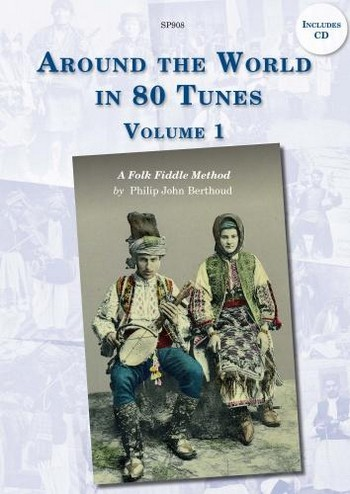 Around the World in 80 Tunes vol.1 (+CD): for fiddle
