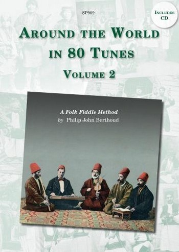 Around the World in 80 Tunes vol.2 (+CD): for fiddle