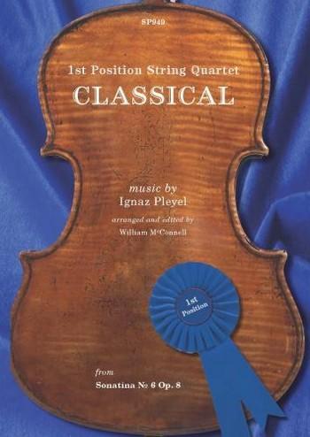 1st Position String Quartet - Pleyel: