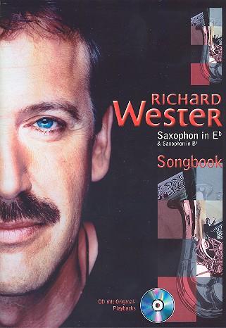 Songbook (+CD): für Saxophon