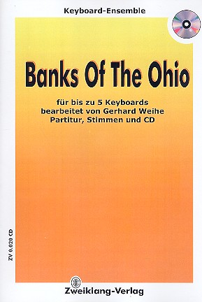 Banks Of Ohio (+CD) für 1-5 Keyboards
