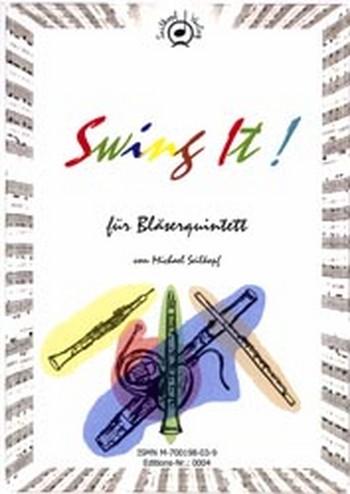 Seilkopf, Michael - Swing it : für Flöte, Oboe, Klarinette in A,