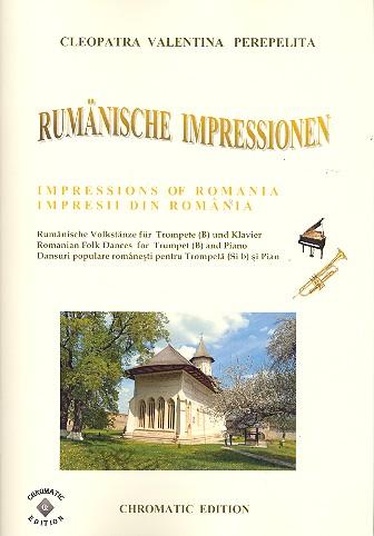Rumänische Impressionen: für Trompete und Klavier