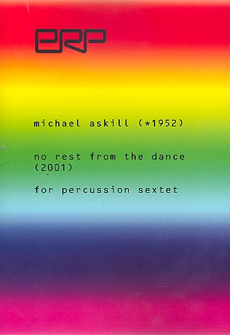 No Rest from the Dance: for percussion sextet
