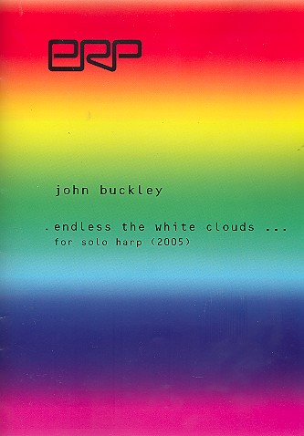 Endless the white Clouds: für Harfe