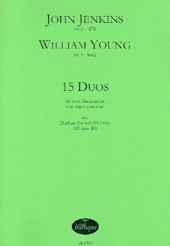15 Duos : - Vollanzeige.