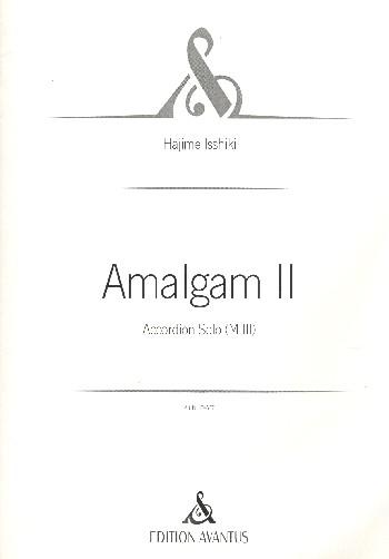 Amalgam no.2: for accordion