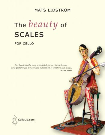 The Beauty of Scales: for cello