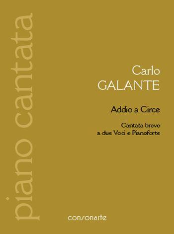 Galante, Carlo - Addio a Circe :