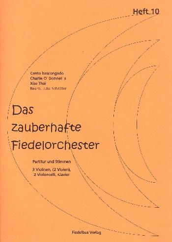Das zauberhafte Fiedelorchester Band 10 : - Vollanzeige.