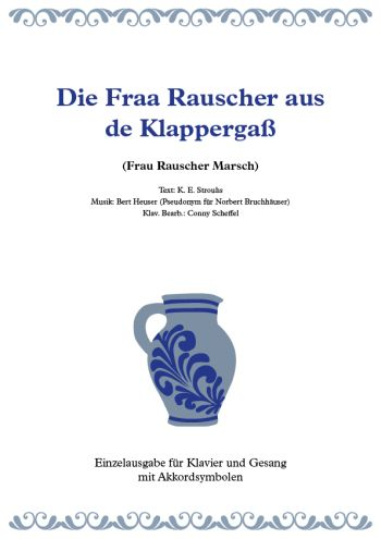 Die Fraa Rauscher aus de Klappergaß : - Vollanzeige.