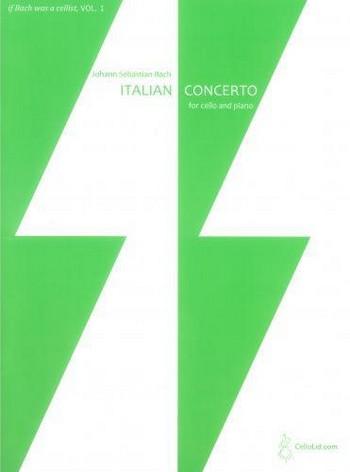 Italian Concerto: for violoncello and piano