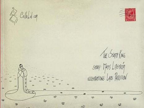 Artist: Lars Paulsson Author: Mats Lidström The Stamp King