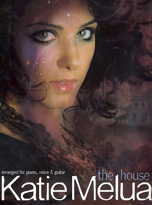 Katie Melua: The House piano/vocal/guitar