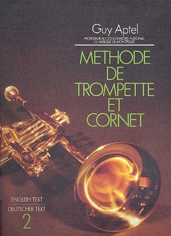 Methode de trompette et cornet vol.2 (dt/en/fr)