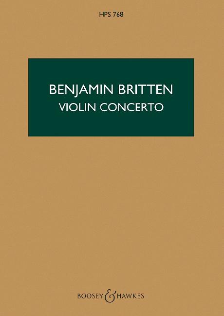 Britten, Benjamin - Concerto op.15 :