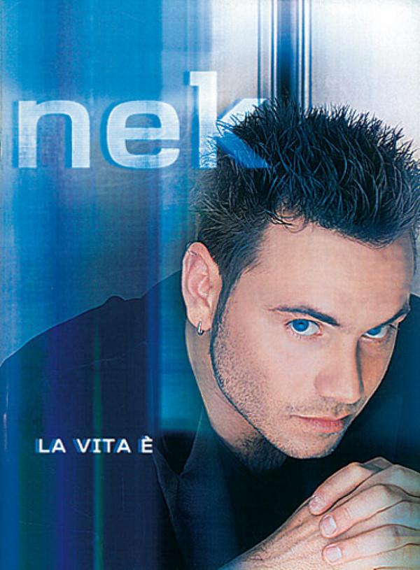 Nek: la vita e Songbook Melodieausgabe mit