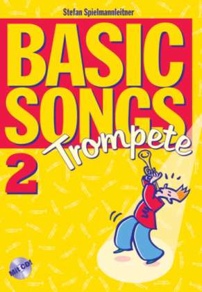 Basics Songs Band 2 (+CD): für Trompete