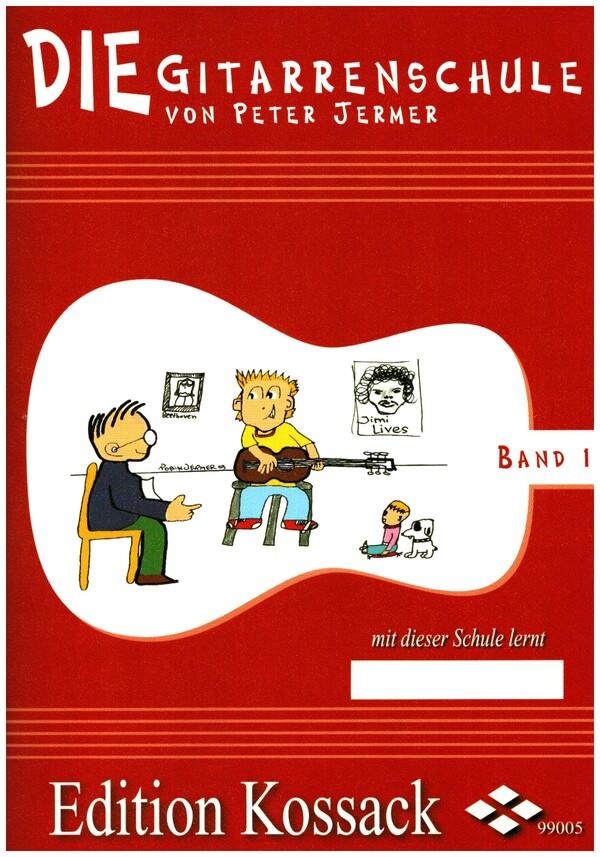 DIE Gitarrenschule Band 1