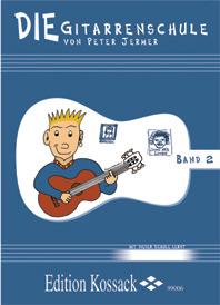 DIE Gitarrenschule Band 2