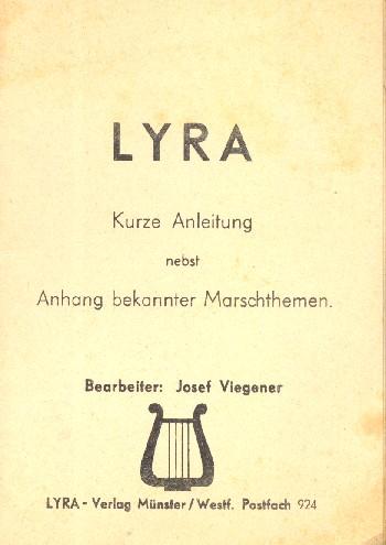 Kurze Anleitung für Lyra