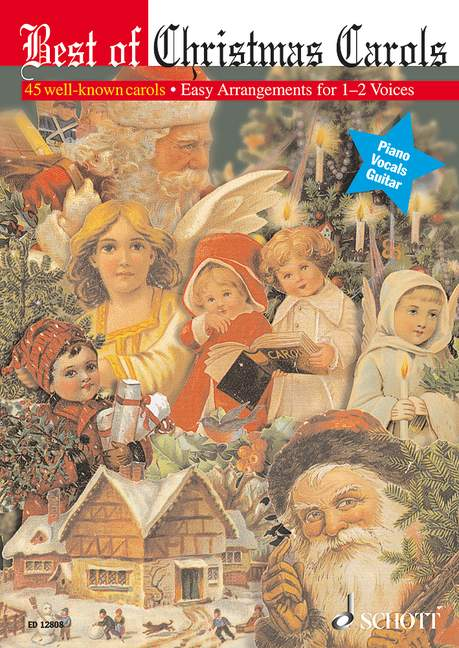 - Best of Christmas Carols : 45 well-known