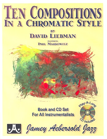 10 compositions in a chromatic style (+CD): for all instruments