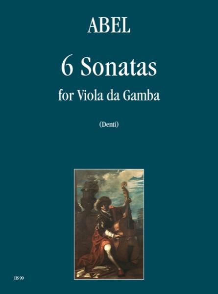 Abel, Karl Friedrich - 6 sonate : per viola da gamba