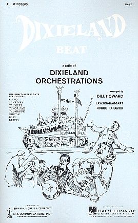 Dixieland Beat: for combo bass part
