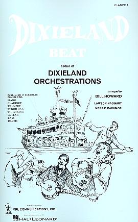 Dixieland Beat: for combo clarinet part