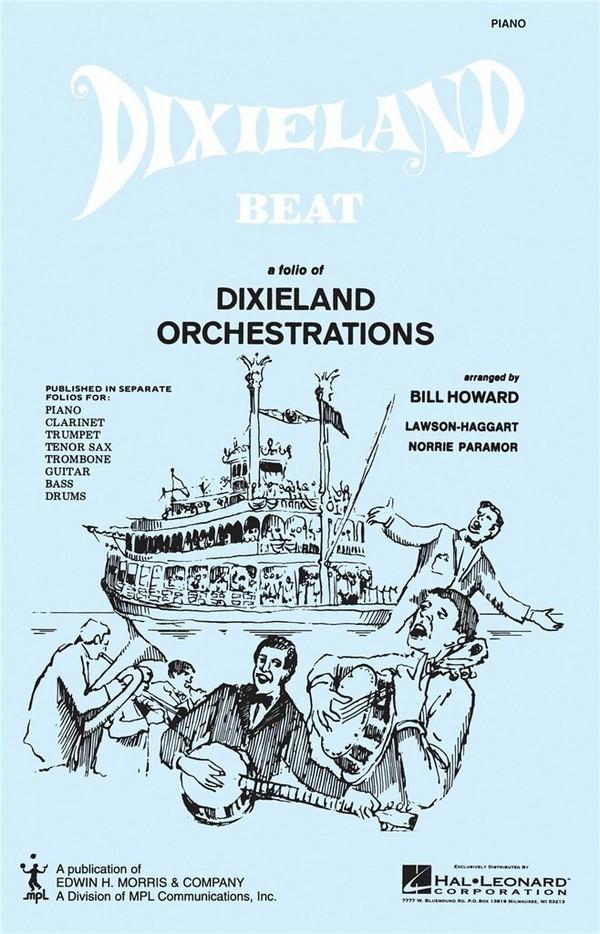 Dixieland Beat: for combo piano part
