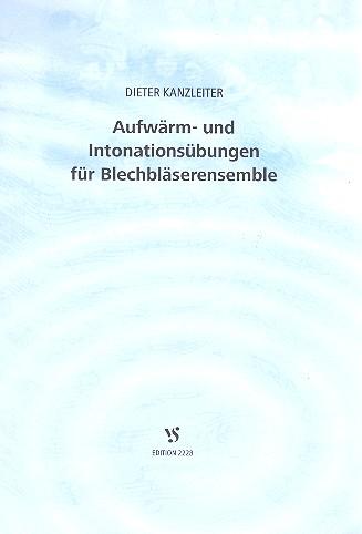 Aufwärm- und Intonationsübungen: für Blechbläser (Posaunenchor)