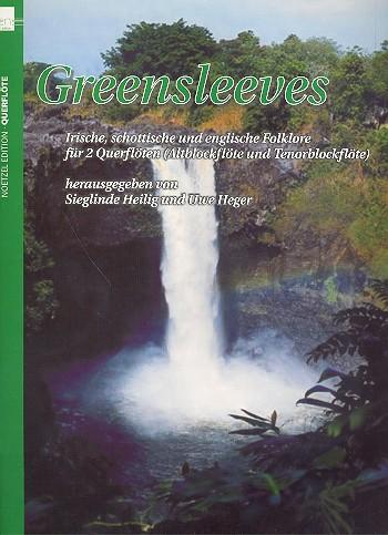 Greensleeves: für 2 Flöten