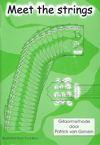 Meet the Strings (+CD): Gitarrenschule