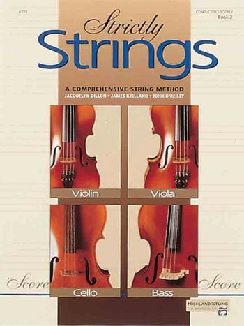 Strictly strings vol.2: a comprehensive string method, teacher\