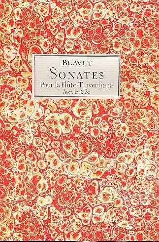 Sonates melées de pieces op.2 livre 3: pour la flute traversiere avec