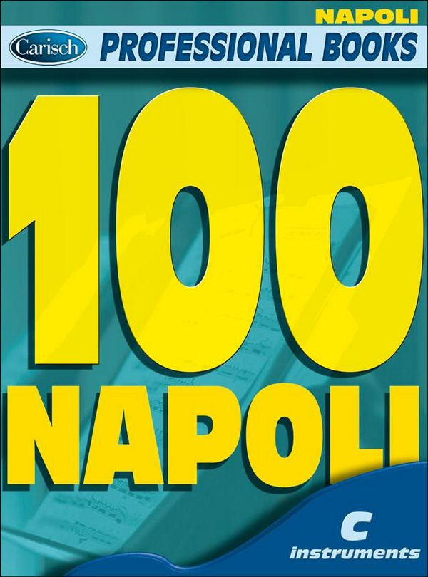 100 Napoli: for c instruments melody line and chord symbols