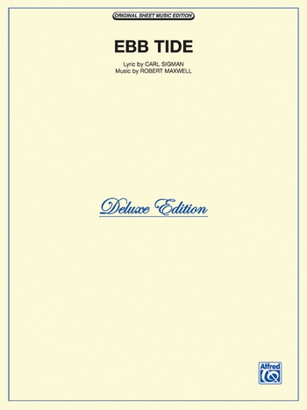 Ebb Tide: for piano/voice/guitar Einzelausgabe