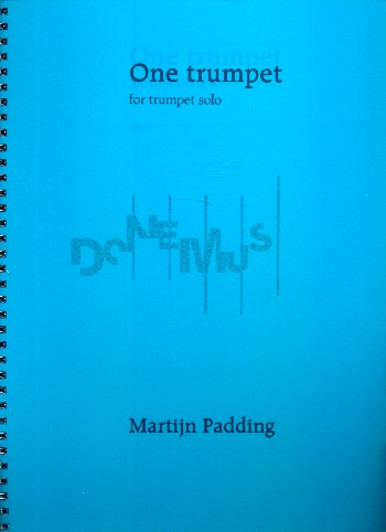 One trumpet: for trumpet solo