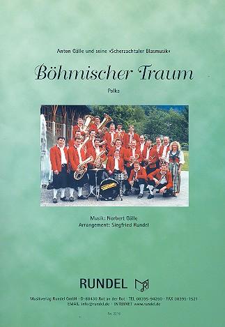 Böhmischer Traum: Polka für Blasorchester