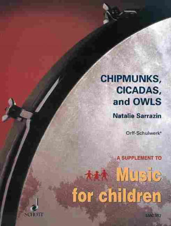 Chipmunks, Cicadas and Owls: 12 native american children\