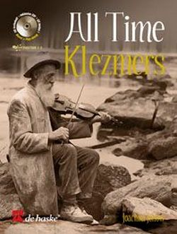 All Time Klezmers (+CD): für Violine