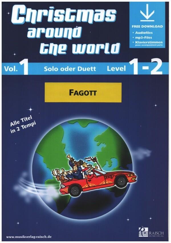 - Christmas around the World  vol.1 (+CD) :