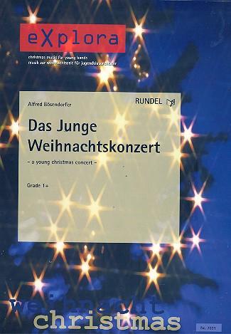 Das junge Weihnachtskonzert: für Solo-Gesang oder Chor und
